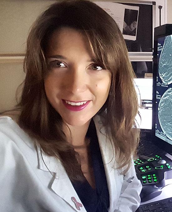 Dr.ssa Depretto Catherine